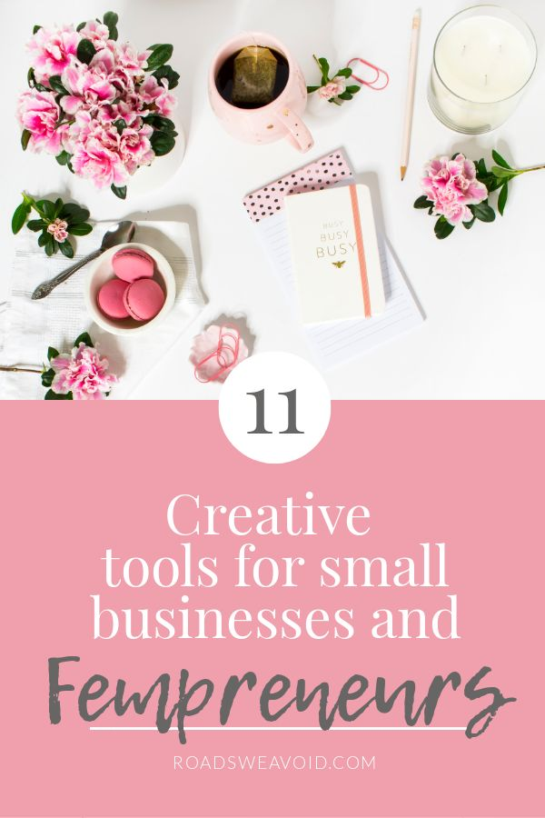 11 Best Tools for Fempreneurs